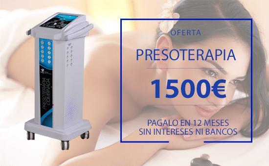 maquina de presoterapia profesional