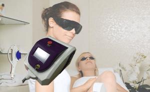 maquina de ipl luz pulsada