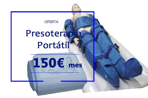presoterapia portatil