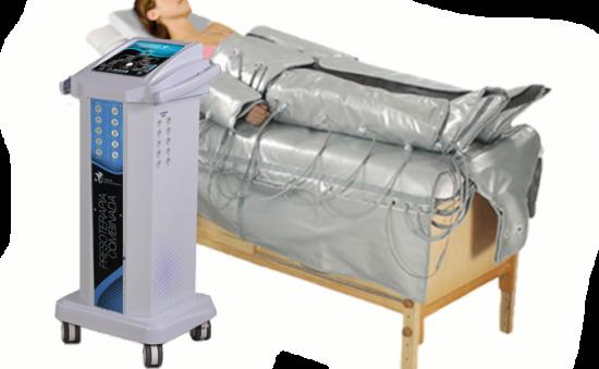 comprar máquina de presoterapia profesional