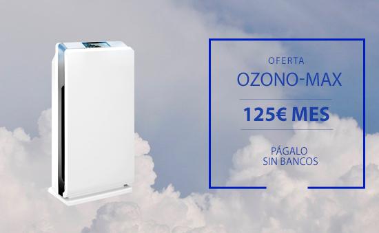 comprar purificador de ozono