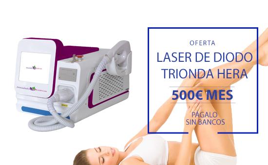 laser diodo trionda hera